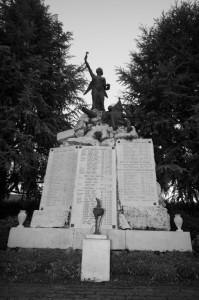 Monumento in ricordo dei caduti