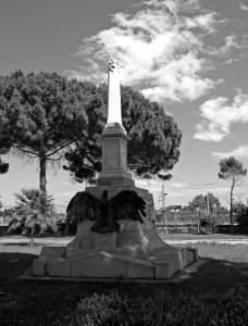 Monumento ai Cinque Martiri di Gerace