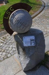 la Meridiana a sfera