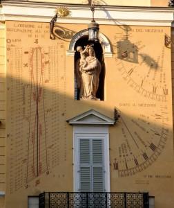 Meridiana a Parma