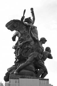 Rutigliano: monumento ai gloriosi caduti della guerra