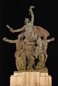 Rutigliano: monumento ai caduti in guerra