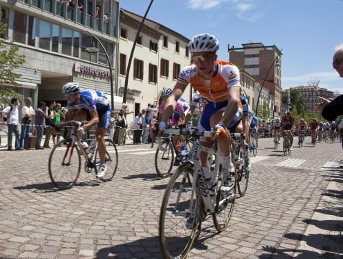 Rovigo - Sotto questo sole, bello pedalare...