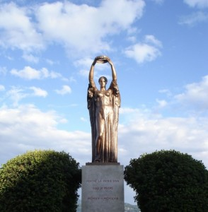Monumento ai caduti-Lungolago di Verbania