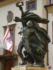 Ai caduti della 1° Guerra di Pontassieve
