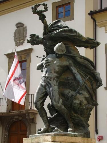 Pontassieve - Ai caduti della 1° Guerra di Pontassieve