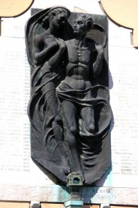 Monumento ai Caduti a Genova