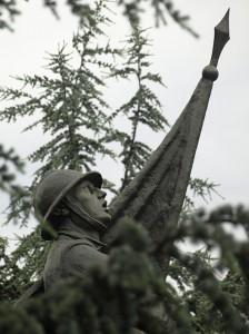Lo sguardo del soldato