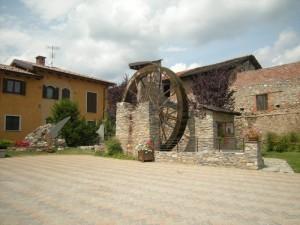 Valgrana, Monumento alla Resistenza