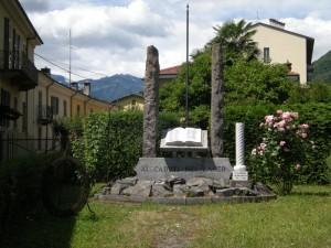 Torre Pellice, monumento ai caduti nei lager