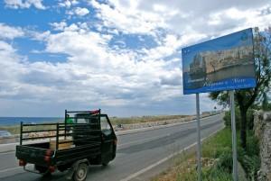 Benvenuti a Polignano a Mare - vecchia Neapolis