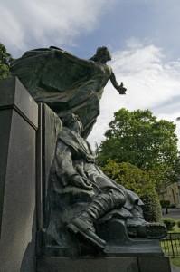 Novi ligure, monumento ai caduti