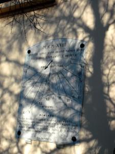 L'orologio solare del Cap. Enrico Alberto d'Albertis