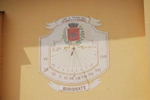 Meridiana a Biandrate