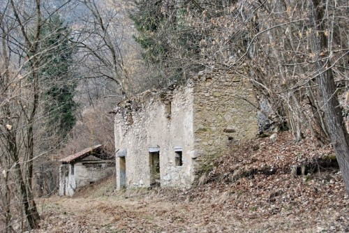 Santa Giustina - Casera Noie