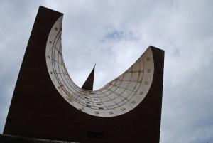 Orologio solare tipo Scaphen conico - Triggiano