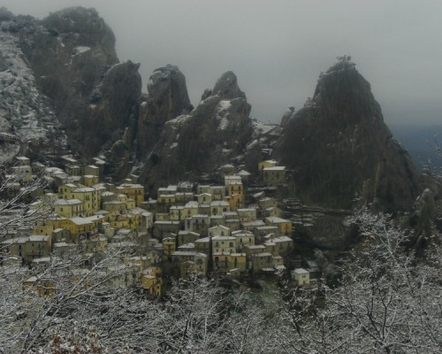Castelmezzano - A little over zero