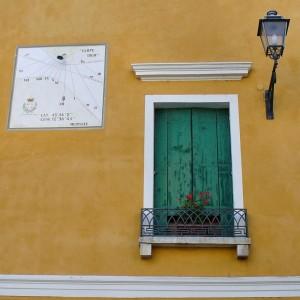 Tempo e geometrie