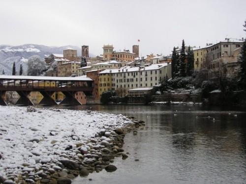 Bassano del Grappa - Sul ponte di Bassano