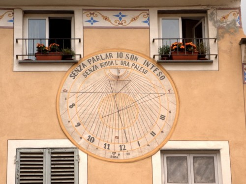 Finale Ligure - senza rumor l'ora paleso....