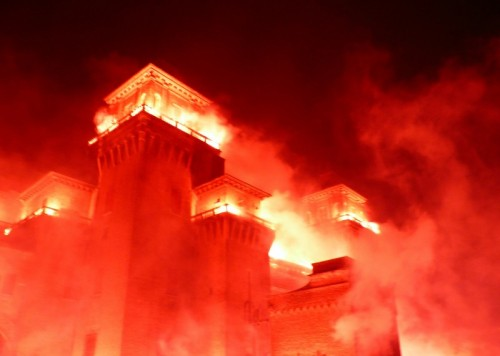 Ferrara - Bruci la città
