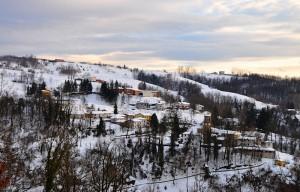 Le case d'inverno
