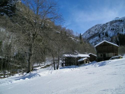 Alagna Valsesia - W la neve!