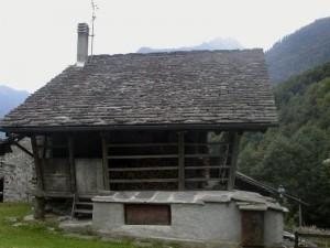 casa valser ad Alagna Valsesia