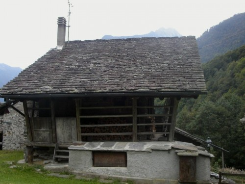 Alagna Valsesia - casa valser ad Alagna Valsesia