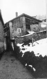 baita in fraziuone S. Andrea di Giaglione