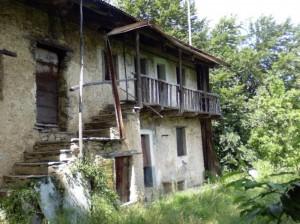 casa di Frabosa Soprana, frazione Fontane