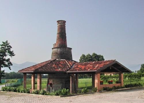Santa Giustina - vecchia fornace