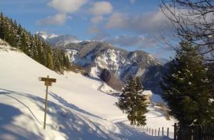 """Lungo il """"Sentiero dei Contadini di Montagna"""""""