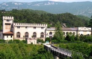 Centrale idroelettrica di Fies 1