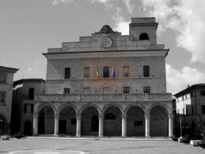 Il cuore del Palazzo del Popolo