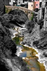il ponte di Dolcedo