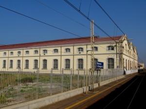il museo nella 1° Officina ferroviaria italiana