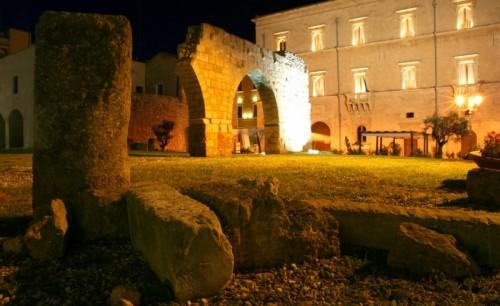 Brindisi - Resti romani a Brindisi