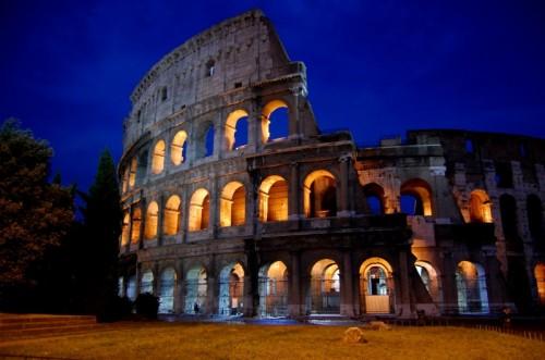 Roma - Anfiteatro Flavio