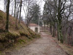 Itinerario pedonale storico devozionale nel sacro monte di Belmonte