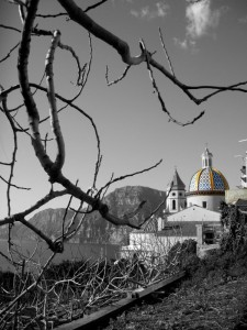 La cupola maiolicata