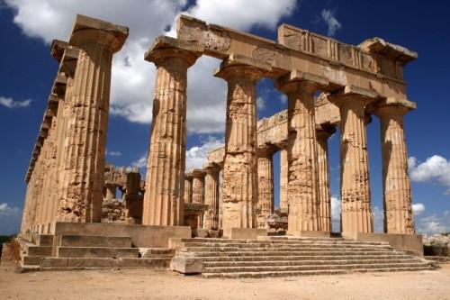 Castelvetrano - Selinunte: tempio E (forse di Era)