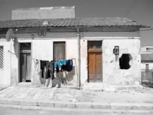 vecchie abirazioni detti capannoni