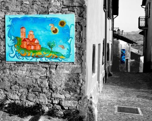 Gavazzana - L'arte appesa... per tutti...