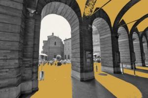 """Macerata """" Piazza della Liberta' """""""
