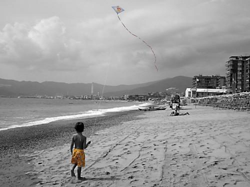 Savona - vola il mio aquilone.....