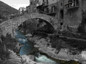 l'antico borgo…