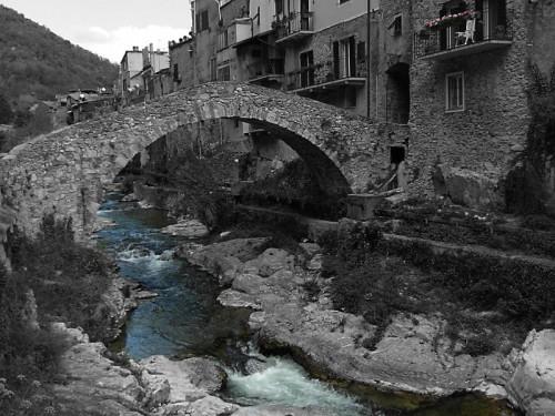 Zuccarello - l'antico borgo...