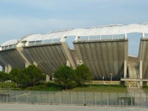 Stadio S. Nicola, particolare