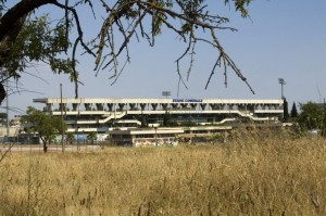 Lo Stadio in Giallo